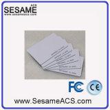 125kHz PVC Em Tarjeta De Identificació N Delgada (SD5)