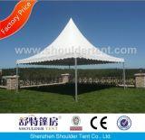 6X6m im Freiengarten-Pagodegazebo-Kabinendach-Festzelt-Zelt für Verkauf