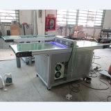 지면 - 거치된 자동적인 필름 LED UV 치료 기계