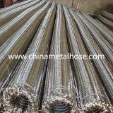 Grado trenzado de la presión del manguito del acero inoxidable del precio competitivo