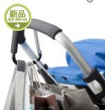 Aluminiummetallbaby-Spaziergänger-Haken-Mamma Carabiner Haken