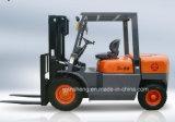5 de Diesel van de ton Vorkheftruck Van uitstekende kwaliteit met Chinese Krachtige Motor