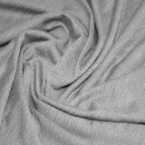 衣類のためのポリエステルまたはレーヨン粗紡糸ジャージー