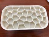 La casella fredda dell'isolamento di ghiaccio di cubo del contenitore del dispositivo di raffreddamento del contenitore di plastica del ghiaccio