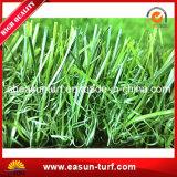 Hierba artificial de la fuente del fabricante para ajardinar el jardín