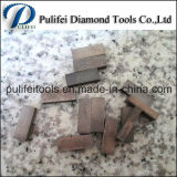 Этап гранита вырезывания лезвия круглой пилы диаманта для каменных инструментов