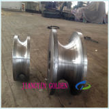 Geschmiedete Q345b St52 16mn Stahlrad-Produkte