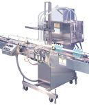 Remplissage de bouteilles linéaire de pétrole traitant les machines de écriture de labels de machine de remplissage