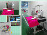 Prezzo ad alta velocità della macchina della protezione della macchina del ricamo automatizzato singola testa in Cina