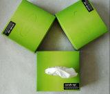 Impresa personalizada bolsa de plástico/caja de pañuelos de papel facial