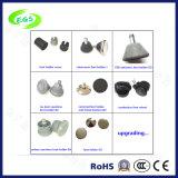 Tabouret de travail antistatique réglable en acier inoxydable (EGS-3324-B2BB)