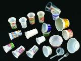 [فولّ-وتومتيك] بلاستيكيّة فنجان قصع يجعل آلة