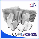 Caixa de alumínio personalizada do dissipador de calor