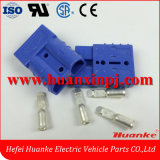 고품질 앤더슨 50A 600V 건전지 연결관 Sb50 파랑 색깔