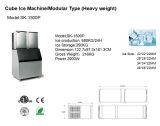 Máquina de gelo grandes popular para venda