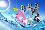 굵은 활자 Anti-Fog 스쿠버 쉬운 흡입을 수영하는 Snorkeling 가면 잠수