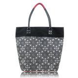 Floral avec PU Design en cuir de sacs à main fonctionnels pour femmes