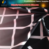 Tissu imprimé de micro-Faber en polyester pour pantalons