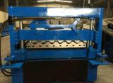 Gewölbte Wellen-Fliese-Dach-Rolle, die Maschine bildet