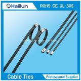 Laço de cabo de auto-bloqueio de poliéster estilo S4 Estilo de moda para fácil aplicação