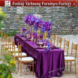 Sillas de aluminio de Chiavari Tiffany del partido de la venta de los muebles calientes del hotel con el amortiguador para la boda Yc-A200