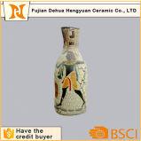 Vaso domestico Handmade di ceramica della decorazione