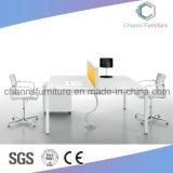 Poste de travail moderne de bureau d'ordinateur de Tableau de croix de meubles de bureau
