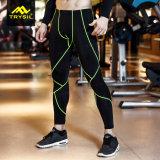 人のための圧縮のズボンの適性の摩耗のスポーツ・ウェア