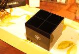 Черная акриловая коробка для карандаша брови щетки состава