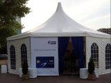 Tenda del partito della tenda foranea di mostra del blocco per grafici della lega di alluminio per l'evento