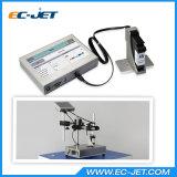 Impresora de inyección de tinta de alta resolución industrial completamente automática para el rectángulo del cartón (ECH700)