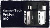 Kit del dispositivo d'avviamento di Kanger Dripbox 160 Kanger di originale di 100%