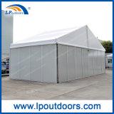 tenda provvisoria utilizzata esterna del magazzino della tenda foranea di industria 10m con il portello di rotolamento