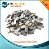 De Gesoldeerde Uiteinden van het Carbide van het wolfram Yg6