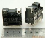 Plot automatique, plot à bord, connecteur d'OIN de véhicule, Molex3.0, 5557, Microfit, fiche par radio d'OIN