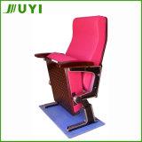 Jy-606mの木のArmrestの階段講堂の椅子機能ホールの学校の椅子