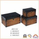 """Старинная мебель декоративные из естественной древесины ящик для хранения ювелирных изделий """"подарок""""."""