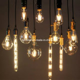 Hot Sale Energy Saving Creative Decorative LED Color Print Bulb LED velas