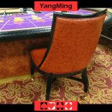 Retro Silla de madera maciza de Europa Casino Poker Silla Ym-Dk15