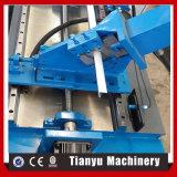 A quilha clara lamina a formação fazendo a máquina de Tianyu