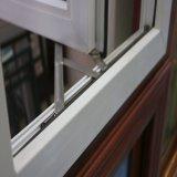 部屋のためのホームによって使用される鋼鉄によって補強されるPVCプロフィールガラスの開いているウィンドウ