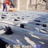 Soporte plástico de la cubierta ajustable resistente impermeable de Foshan para el zócalo
