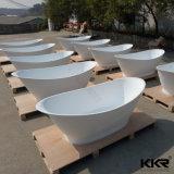 De kunstmatige Badkuipen van de Oppervlakte van Kkr van de Steen Freestanding Stevige