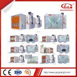 직업적인 공장 세륨 증명서 고품질 차 색칠 장비 살포 색칠 룸 또는 부스 (GL4000-A3)
