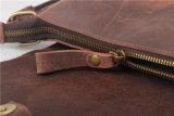 Sacchetto dell'uomo della spalla di svago del cuoio genuino (RS-507)