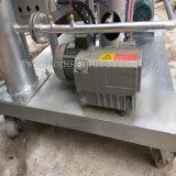 Macchina nera di filtrazione dell'olio lubrificante dell'olio della turbina dell'olio per motori (TYD-10)