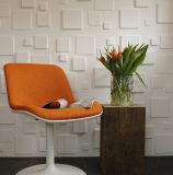 Panel de pared impermeable del PVC de la decoración casera para el cuarto de baño