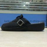Arbeitskraft-Schuhe mit Belüftung-Oberleder und EVA Outsole