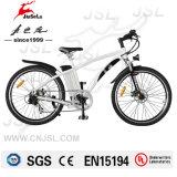 """26 """" E-Vélos de montagne de batterie au lithium du bâti 36V d'alliage d'aluminium (JSL037N)"""