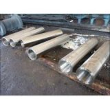 造られるASTM A182-F60 UNS S32205か鍛造材のステンレス鋼の鋼鉄空棒円形の平らな角形材棒(AISI 318LNのSU 329J3L、ASME SA182 F60)